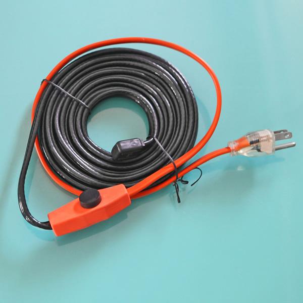Water Pipe Heating Cable : Water pipe heating cable jiangyin pawo electronics co ltd